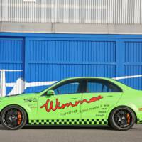 Mercedes C63 AMG BlueGreen Eliminator by Wimmer RS