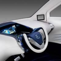 Nissan Pivo 3 EV Concept