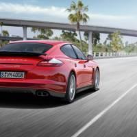 Porsche Panamera GTS Revealed