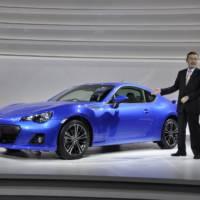 Subaru BRZ: New Photos and Video
