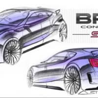 Subaru BRZ STI Unveiled in LA