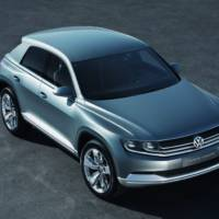 Volkswagen Cross Coupe Unveiled