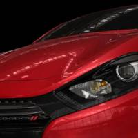 2013 Dodge Dart Teased