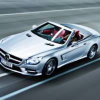 2013 Mercedes SL Official Photos Leaked