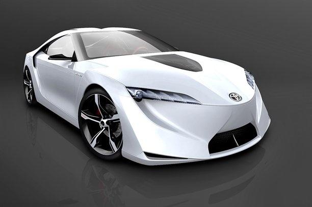 2015 Toyota Supra Hybrid Will Pack 400 HP