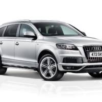 Audi Q7 3.0 TDI S Line Plus with 204 PS
