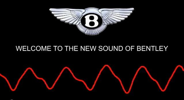 Bentley 4.0 liter V8 Engine Sound