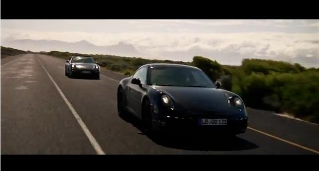 Documentary: 2012 Porsche Carrera 911 Testing