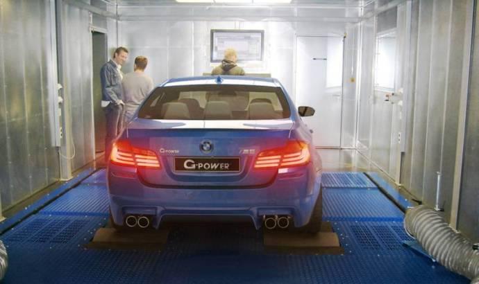 G Power 2012 BMW M5 Announced