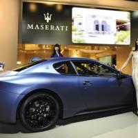 Maserati GranTurismo S Limited Edition 2012
