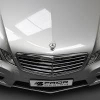 Prior Design Mercedes E Class W212 Aero Kit