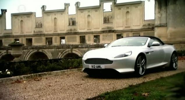 Review Video: Aston Martin Virage Volante