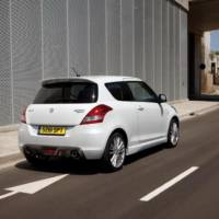 Suzuki Swift Sport Price
