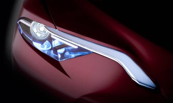 Toyota NS4 Advanced Plug-in Hybrid Teaser