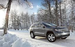 UK Pricing: 2012 Jeep Grand Cherokee SRT8 and Overland Summit