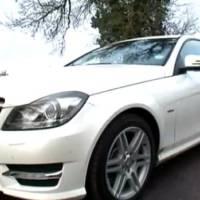 Video: 2012 Mercedes C Class Coupe Test Drive