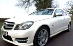 Video: 2012 Mercedes C Class Coupe Test Drive