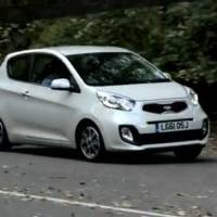 Video: Kia Picanto 3dr Review