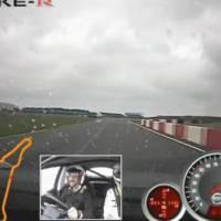 Video: Nissan Juke R Testing on Silverstone