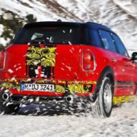 2012 MINI Countryman JCW Heading to Geneva