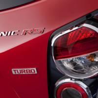 2013 Chevrolet Sonic RS Revealed
