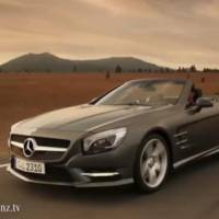 2013 Mercedes SL Presentation Video
