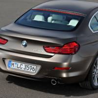 BMW 6 Series Gran Coupe - Photos and Details