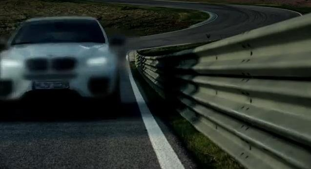 BMW X6 M50d Teaser Video