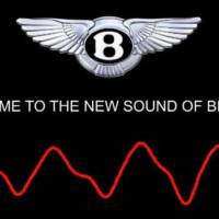 Bentley 4.0 liter V8 Engine Sound