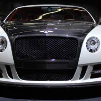 Mansory 2012 Bentley Continental GT