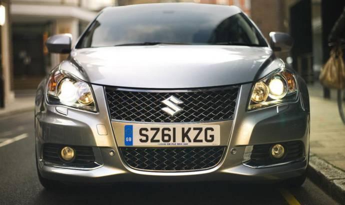 Suzuki Kizashi Sport UK Pricing