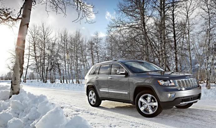UK Pricing: 2012 Jeep Grand Cherokee SRT8 and Overland Summit