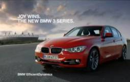 2012 BMW 3 Series Commercial