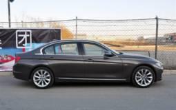 2012 BMW 335Li Long Wheelbase Spied