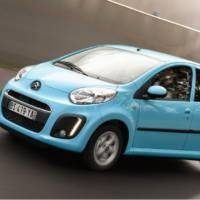 2012 Citroen C1 Facelift