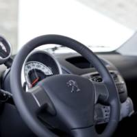 2012 Peugeot 107 Facelift