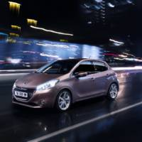 2012 Peugeot 208 Ice Velvet Edition
