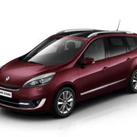 2012 Renault Scenic and Grand Scenic Facelift