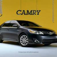 2012 Toyota Camry Super Bowl Commercial