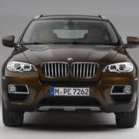 2013 BMW X6 Facelift