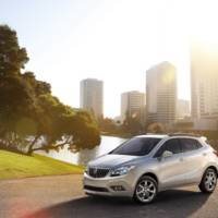 2013 Buick Encore Crossover Revealed