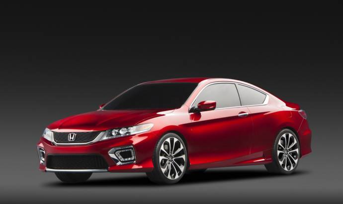 2013 Honda Accord Coupe Concept Revealed