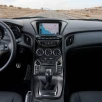 2013 Hyundai Genesis Coupe Debuts in Detroit