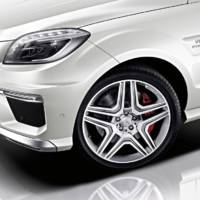 2013 Mercedes ML63 AMG Price