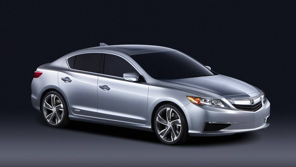 Acura ILX Concept: NAIAS 2012