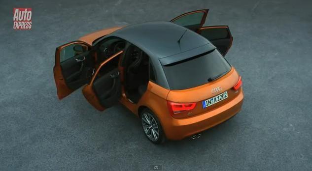 Audi A1 Five-Door Review