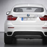 BMW M550d, X5 M50d and X6 M50d Performance Diesels Revealed