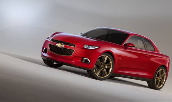 Chevrolet Code 130R and Tru 140S Coupe Concepts: Detroit 2012