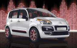 Citroen C3 Picasso Code Special Edition