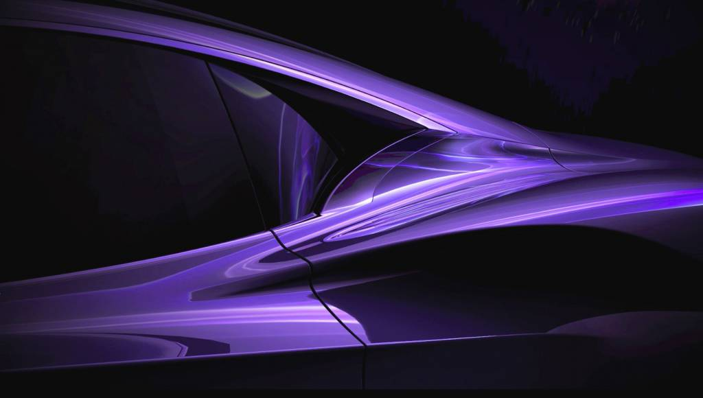 Infiniti Range Extended Electric Sports Car Concept Teased